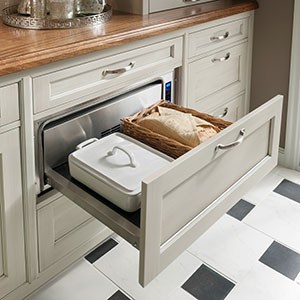 thermador warming drawer