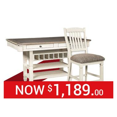 Ashley Furniture Packages